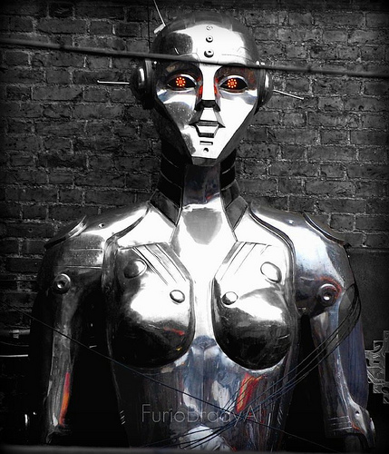 A Radical Notion: Feminism and the Figure of the Fembot (Part 1 of 7)