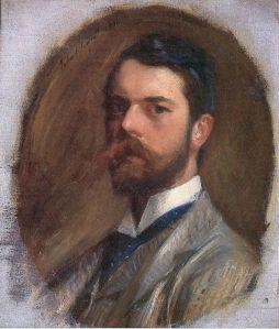 John Singer Sargent, Self Portrait, 1886