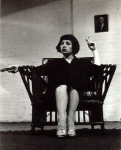 A Femme Fatale by violarenate via Flickr
