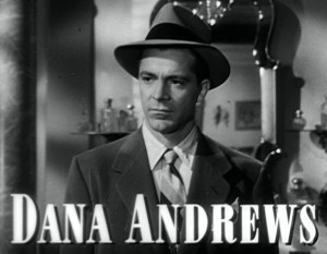 Dana Andrews as Detective McPherson