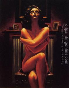 """""""Just the Way It Is"""" by Jack Vettriano"""