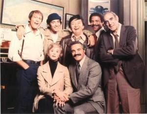 "The Original Cast of the TV series ""Barney Miller"""