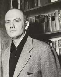 "Novelist Thomas Berger, author of ""Adventures of the Artificial Woman"""
