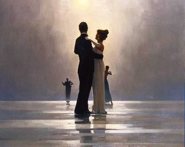 Inspiration - Jack Vettriano and the Beauty in Beasts (2/5)