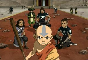 By the final season, Katara, Aang. and Sokka have all been shaped by their experiences.