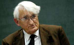 The german philosopher Jurgen Habermas postulated the idea of the private and public spheres.