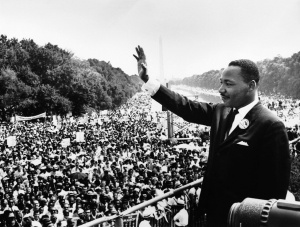 Martin Luther King, Jr. was an orator of rare talent whose words shaped our present reality
