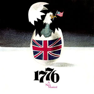 The musical 1776 was a surprise hit for Broadway.   Why did a historical drama musical become so popular?