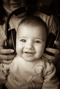 Listening to music at any age can effect how we grow and the kind of people we turn out to be. (Photo by  p4nc0np4n via Flickr)