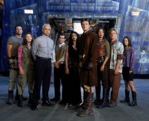 The crew of Serenity