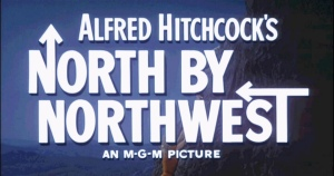 One of Alfred Hitchcock's most famous films, North by Northwest, is a masterful example of creating and holding tensions or suspense.