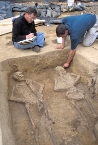 Anthropology, the study of humanity's biological history, has a rich and often complex history of its own. (Photo by the Smithsonian Institute)