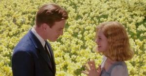 Edward proposing to Sandra