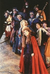 The original Broadway cast of Into the Woods