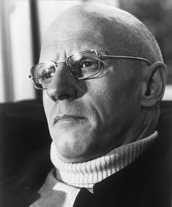 The philosopher Michel Foucault