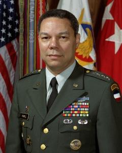 General Colin L Powell
