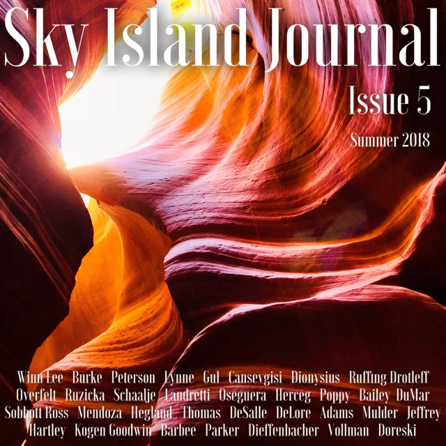 Sky Island Journal_Issue 5_Cover